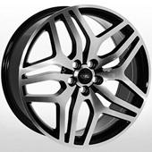 Автомобильный колесный диск R18 5*108 ZW-BK5322 BP (Land Rover) - W8.0 Et45 D63.4