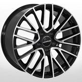 Автомобильный колесный диск R20 5*130 ZW-BK5351 BP (Audi, Porsche, VW) - W9.5 Et47 D71.6