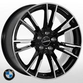 Автомобильный колесный диск R18 5*120 ZW-BK5396 BP (BMW) - W8.5 Et30 D74.1