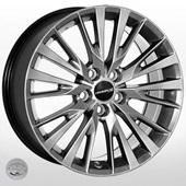 Автомобильный колесный диск R18 5*114,3 ZW-BK5487 HB (Toyota) - W8.0 Et45 D60.1