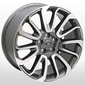 Автомобильный колесный диск R20 5*120 ZW-BK565 GP (Land Rover) - W9.5 Et50 D72.6