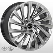 Автомобильный колесный диск R17 5*114,3 LX-5716 HB (Lexus, Toyota) - W7.5 Et32 D60.1
