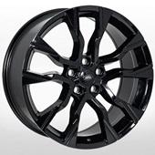 Автомобильный колесный диск R20 5*120 LR-5755 BLACK (Land Rover) - W9.0 Et45 D72.6