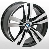 Автомобильный колесный диск R19 5*120 ZW-BK588 BP (BMW) - W8.5 Et38 D74.1