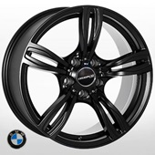 Автомобильный колесный диск R18 5*120 ZW-BK639 MtB (BMW) - W8.0 Et20 D74.1