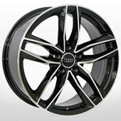 Автомобильный колесный диск R17 5*112 ZW-BK690 BP (Audi, Mercedes) - W7.5 Et37 D66.6
