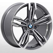 Автомобильный колесный диск R18 5*120 ZW-BK707 GP (BMW) - W9.5 Et38 D74.1