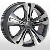 Автомобильный колесный диск R17 5*112 ZW-BK754 GP (Mercedes) - W8.0 Et35 D66.6