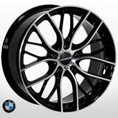 Автомобильный колесный диск R18 5*120 B-796 BP (BMW) - W8.0 Et30 D74.1