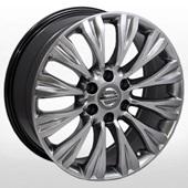 Автомобильный колесный диск R18 6*139,7 ZW-BK812 HB (Nissan) - W8.0 Et35 D77.8