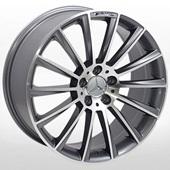 Автомобильный колесный диск R17 5*112 ZW-BK836 GP (Mercedes) - W8.0 Et35 D66.6