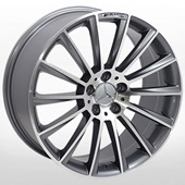 Автомобильный колесный диск R19 5*112 ZW-BK836 GP (Mercedes) - W8.5 Et35 D66.6