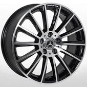 Автомобильный колесный диск R18 5*112 MB-836B BP (Mercedes) - W7.5 Et44 D66.6