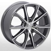 Автомобильный колесный диск R17 5*114,3 ZW-BK858 GP (Toyota) - W7.5 Et40 D60.1