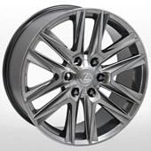 Автомобильный колесный диск R20 6*139,7 ZW-BK874 HB (Lexus, Toyota) - W8.5 Et25 D106.2