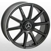 Автомобильный колесный диск R20 5*112 ZW-BK913 MBP (Mercedes) - W9.5 Et35 D66.6