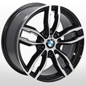 Автомобильный колесный диск R18 5*120 ZW-BK921 BP (BMW) - W8.0 Et35 D74.1
