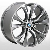 Автомобильный колесный диск R20 5*120 ZW-BK923 GP (BMW X5, X6) - разноширокие
