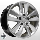 Автомобильный колесный диск R16 5*114,3 ZW-D033 HS (Renault, Nissan) - W6.5 Et45 D66.1