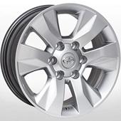 Автомобильный колесный диск R17 6*139,7 ZW-D2017 HS (Toyota, Lexus) - W7.5 Et30 D106.2