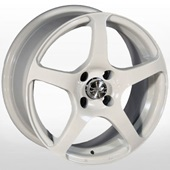 Автомобильный колесный диск R15 5*112 ZW-D221 W - W6.5 Et35 D73.1
