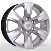 Автомобильный колесный диск R17 6*139,7 ZW-D272 HS (Toyota) - W7.5 Et25 D106.2