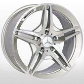 Автомобильный колесный диск R17 5*112 ZW-D5009 MS (Mercedes) - W8.0 Et35 D66.6