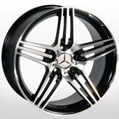 Автомобильный колесный диск R16 5*112 ZW-D5012 MB (Mercedes) - W7.0 Et35 D66.6