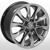 Автомобильный колесный диск R17 5*114,3 ZW-D5051 HB - W7.0 Et50 D67.1