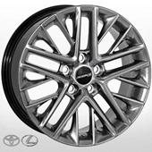 Автомобильный колесный диск R17 5*114,3 ZW-D5086 HB (Lexus, Toyota) - W7.5 Et35 D60.1