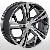 Автомобильный колесный диск R16 4*108 ZW-D5139 MGRA (Citroen, Peugeot) - W6.5 Et25 D65.1