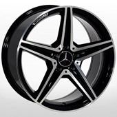 Автомобильный колесный диск R18 5*112 ZW-D5261 MB (Mercedes) - W7.5 Et35 D66.6