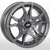 Автомобильный колесный диск R13 4*98 ZW-D5270 GRA - W6.0 Et25 D58.6
