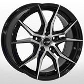 Автомобильный колесный диск R16 5*114,3 ZW-D5270 MB - W7.0 Et40 D67.1