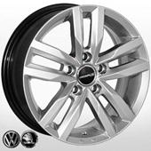 Автомобильный колесный диск R14 5*100 ZW-D5287 HS - W5.5 Et35 D57.1