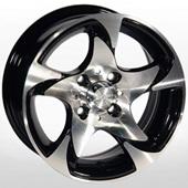 Автомобильный колесный диск R13 4*98 ZW-D552 MB - W5.5 Et10 D58.6