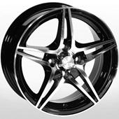 Автомобильный колесный диск R13 4*98 ZW-D562 MB - W5.5 Et20 D58.6