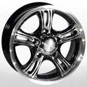 Автомобильный колесный диск R15 5*139,7 ZW-D571 MB - W6.5 Et20 D110.1