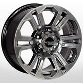 Автомобильный колесный диск R17 6*139,7 ZW-D6032 HB - W8.0 Et25 D110.1
