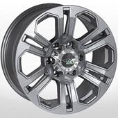 Автомобильный колесный диск R17 6*139,7 ZW-D6032 LGM - W8.0 Et25 D110.1