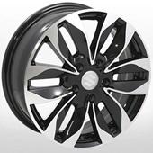 Автомобильный колесный диск R16 5*114,3 ZW-D6063 MB (Suzuki, Toyota) - W6.0 Et45 D60.1
