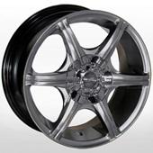 Автомобильный колесный диск R15 5*110 / 5*114,3 ZW-D631 HB - W6 Et40 D73.1