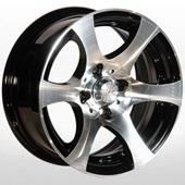 Автомобильный колесный диск R13 4*98 ZW-D633 MB - W5.5 Et10 D58.6