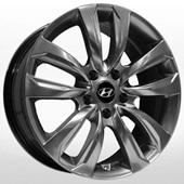 Автомобильный колесный диск R17 5*114,3 ZW-D7002 HB - W7.0 Et40 D67.1