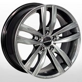 Автомобильный колесный диск R15 5*108 FD-1819 HB (Ford) - W6.5 Et38 D63.4