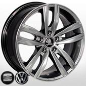 Автомобильный колесный диск R15 5*112 ZW-D7004 HB (Skoda, VW) - W6.5 Et42 D57.1