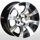 Автомобильный колесный диск R13 4*98 ZW-D803 MB - W5.5 Et10 D58.6