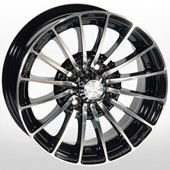 Автомобильный колесный диск R13 4*98 ZW-D889 MB - W5.5 Et12 D58.6