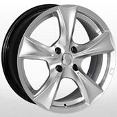 Автомобильный колесный диск R17 4*108 ZW-PG 2008 HS (Peugeot, Citroen) - W7.0 Et20 D73.1