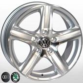 Автомобильный колесный диск R15 5*112 ZW-610 SP (Audi, Skoda, VW) - W6.5 Et35 D57.1